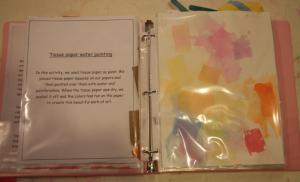 art book portfolios