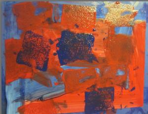 sponge  painting 2