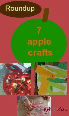 7 apple crafts