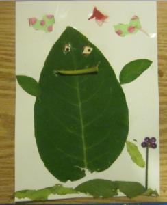 leaf man 1