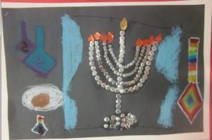 menorah 5