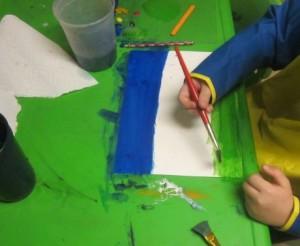 painting landcape