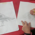 "My proof that ""How to Draw"" lessons can often backfire (art class lessons 13 & 14)"
