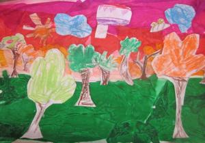 trees landscape 10