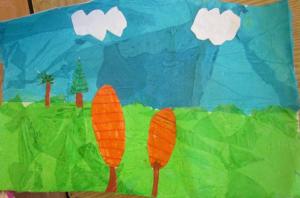 trees landscape 4