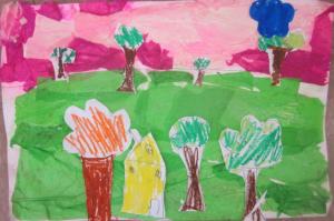 trees landscape 6