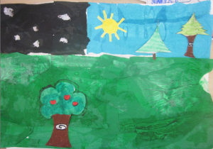 trees landscape 7