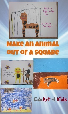 animal out of square