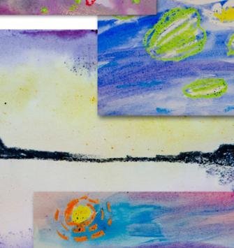wax resist impressionism