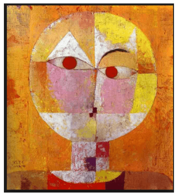 sample of face of klee