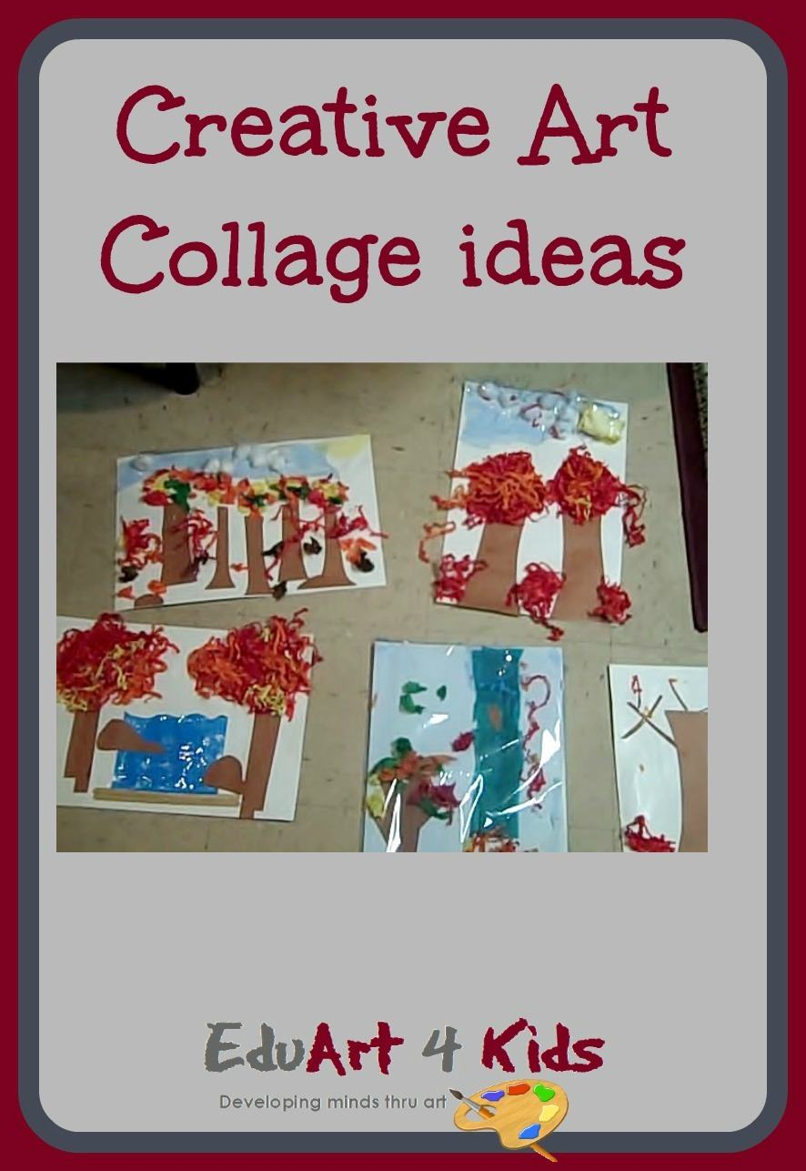 Collage Ideas: No Need To Stick To Same Old Boring Collages