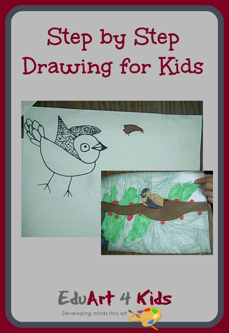 Step By Ways To Do Your Eye Makeup: Step By Step Drawing For Kids:My Experience Using The