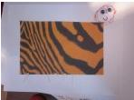 animal craft using animal  paper