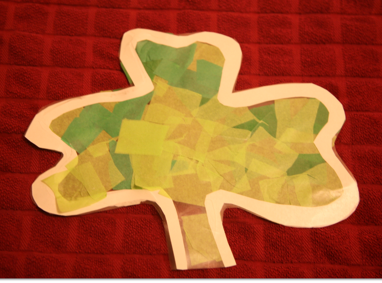 art activities for st patricks day