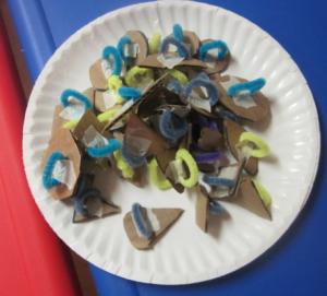 shapes prepared