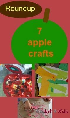 7 apple crafts