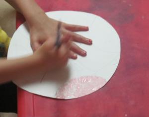 using cirlce for dot
