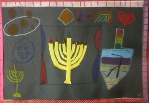 menorah 2