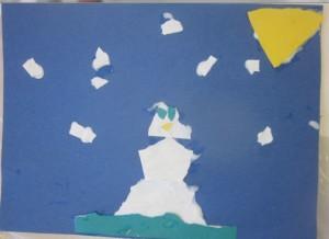 snow collage 2