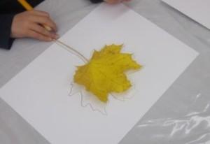 leaf craft