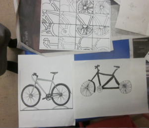3 bicycle sheeets