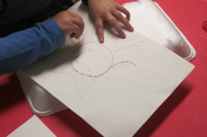 paper embroidery 3