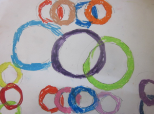 overlapping circles 1