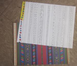 detailed pattern