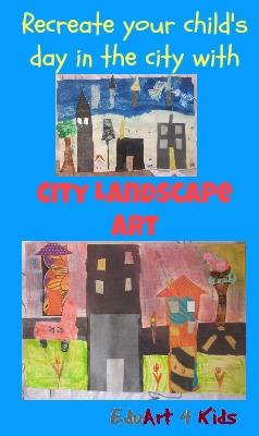 city landscape art