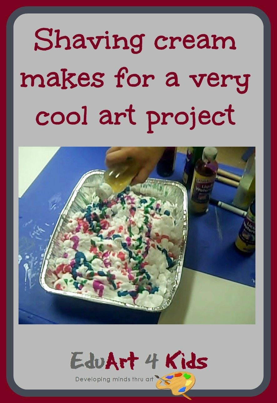 Want Some Cool Art Projects Use Liquid Watercolors And