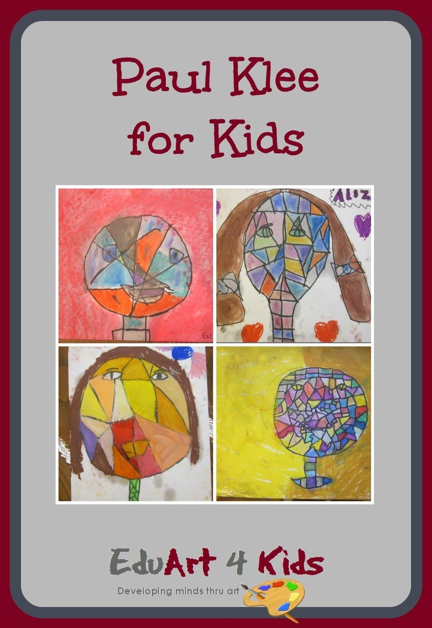 Paul Klee For Kids 2 Activities